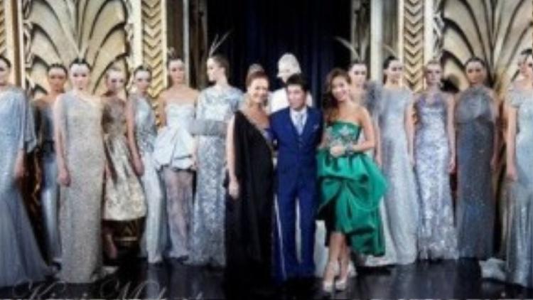 Chính ánh sáng của kinh đô điện ảnh Hollywood là sự khởi nguồn của cảm hứng cho các thiết kế cho Sebastian, cũng là điều đã đưa ông đến sàn diễn Milan's Famed Instituto Morangoni. Tại đây, ông gặp được Cristina - sau này là vợ và cũng là cộng sự ăn ý trong suốt chặng đường xây dựng sự nghiệp thời trang của ông tại quê nhà Jarkarta, Indonesia.
