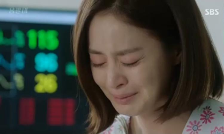 Kim Tae Hee trở về từ cõi chết  Cái kết viên mãn cho Yong Pal