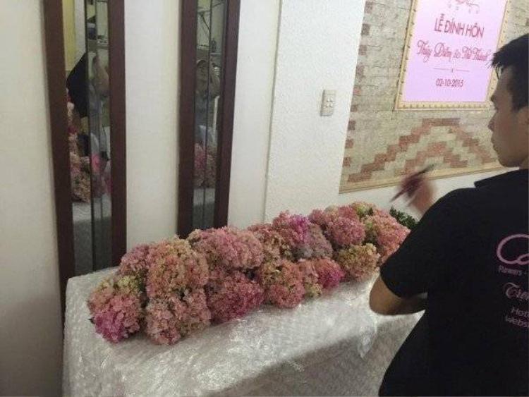 Lương Thế Thành và Thuý Diễm làm lễ đính hôn sau 2 năm yêu nhau