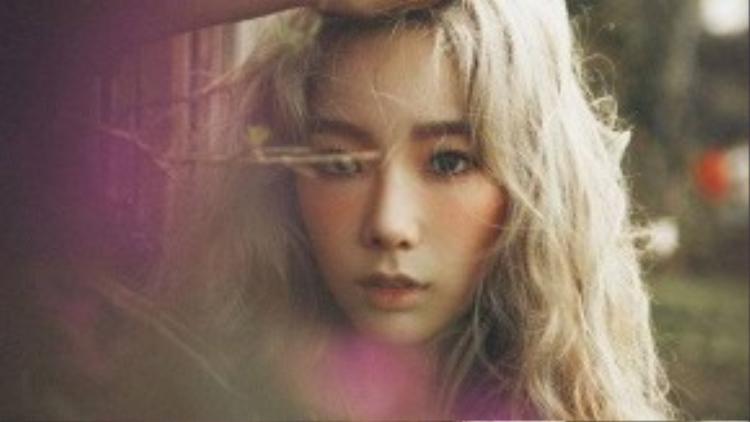 Hình ảnh trong album solo của Taeyeon.