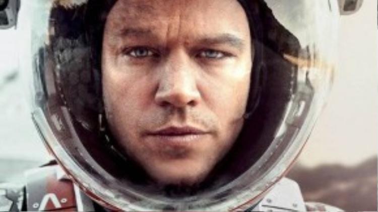 The Martian - Người về từ Sao Hỏa có kinh phí thực hiện 108 triệu USD.