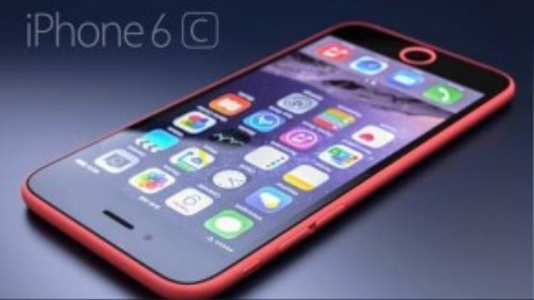 Phiên bản iPhone 6C nhiều người kỳ vọng.