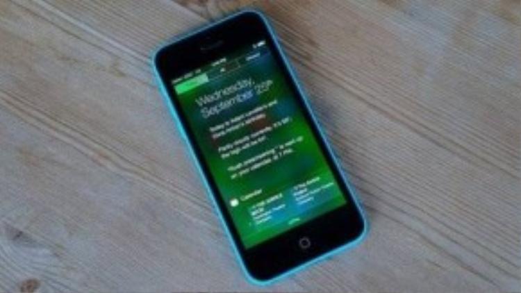 iPhone 5C, sản phẩm giá rẻ ra mắt cách đây 2 năm.