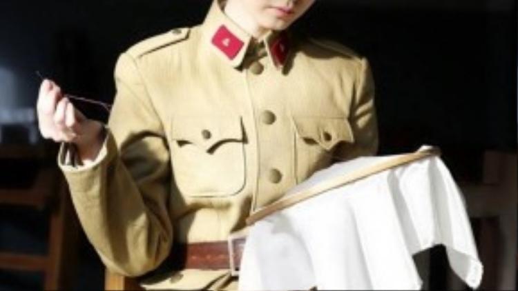 Tống Dật đảm nhận vai Vu Mạn Lệ.