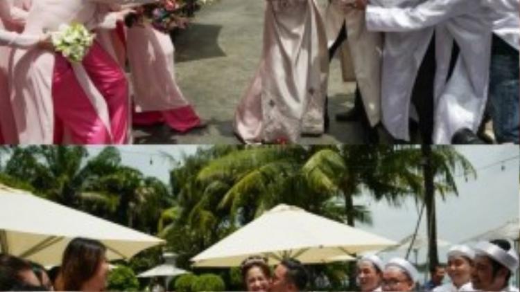 Sau đám hỏi, cặp đôi sẽ dành thời gian chụp ảnhcưới ở các tỉnh Bắc Trung Bộ. Đám cưới sẽ diễn ra vào tháng 1/2016.
