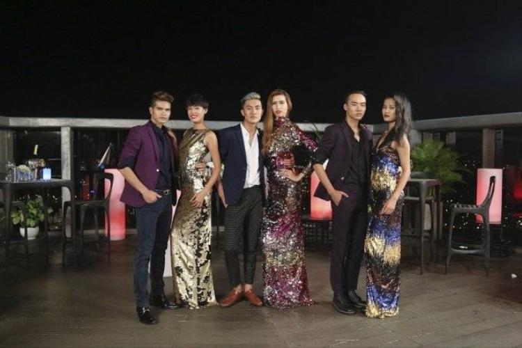 Đức Thành, KBrơi bị loại Lộ diện top 4 Vietnams Next Top Model