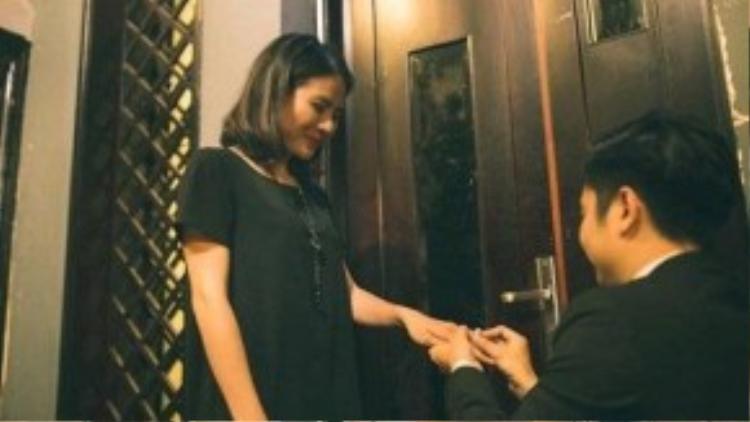 Được biết bạn trai của Vân Trang tên Quân, là Việt kiều Australia. Cả hai đã yêu nhau 1 năm và đã tính đến chuyện đám cưới.