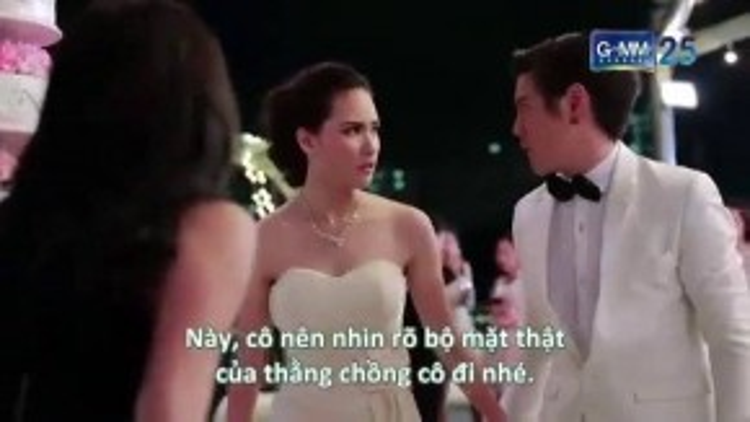 Lee giúp Tun vạch mặt người yêu cũ trong đám cưới.