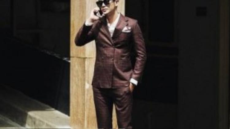 Những bộ vest phong cách cổ điển nhưng vẫn trẻ trung và mang một chút lãng tử của thanh niên quý tộc.