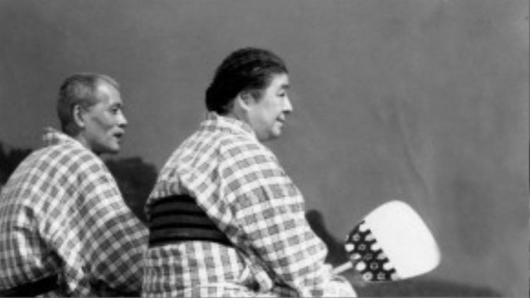 Đứng đầu danh sách là bộ phimTokyo Storycủa đạo diễn (Yasujirō Ozu -Nhật Bản .