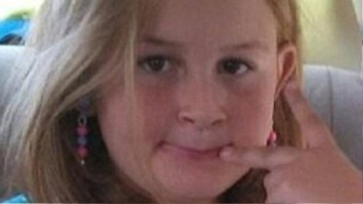 McKayla Dyer - cô bé xấu số bị cậu bạn cùng lớp bắn chết.