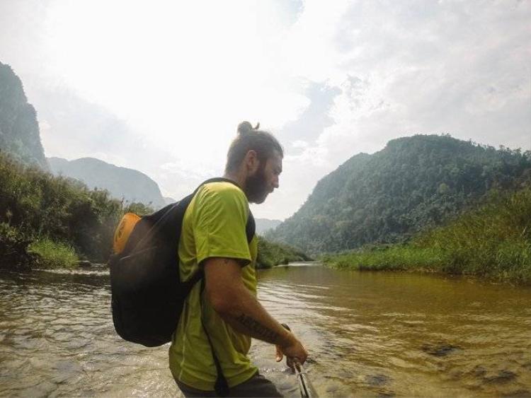Cùng phượt thủ Tây khám phá xứ sở Peter Pan Việt Nam
