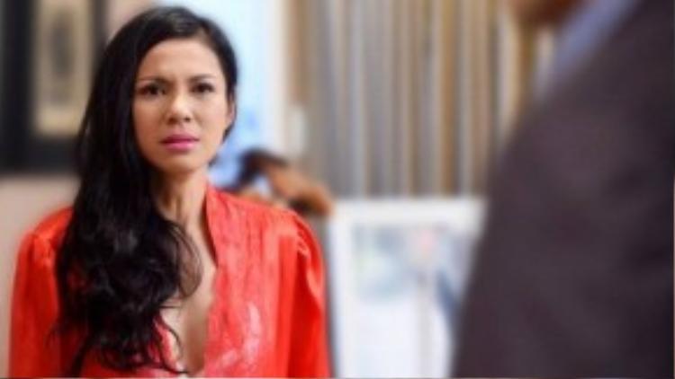 Bộ phim còn có sự tham gia của Đức Hải, trở lại điện ảnh sau phim Trai nhảy với một vai diễn đầy thử thách, nhân vật Huy của anh sẽ khiến phụ nữ đi từ hận chuyển sang thương qua vai người chồng thiếu chung thủy.