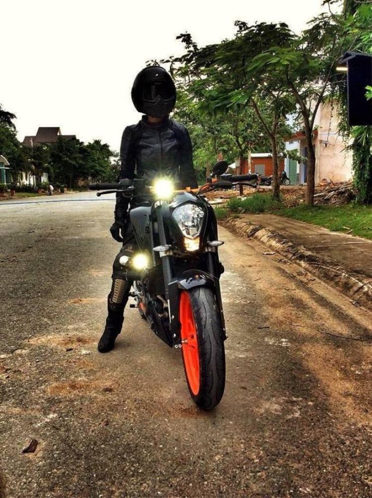Nhung Kate: Đối với tôi, motor cũng có linh hồn