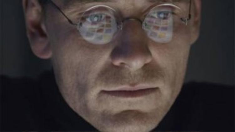 """""""Steve Jobs"""" trên phim."""