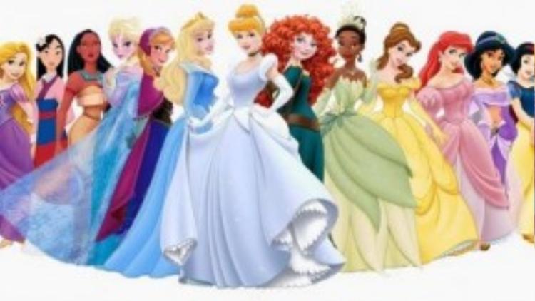 Không lâu nữa, gia đình hoàng gia của Disney sẽ chuẩn bị đón chào thêm một thành viên mới - Moana, công chúa thứ 14.