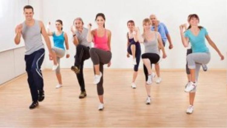 Quên khởi động khi tập thể dục có thể vô tình khiến cơ thể nhanh lão hóa.