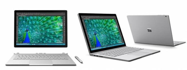 Những điều bạn cần biết về Surface Book  siêu laptop mạnh nhất thế giới
