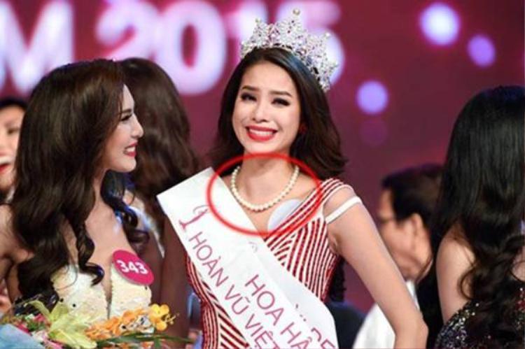 Những chuyện chưa kể về đêm chung kết Hoa hậu Hoàn vũ Việt Nam 2015