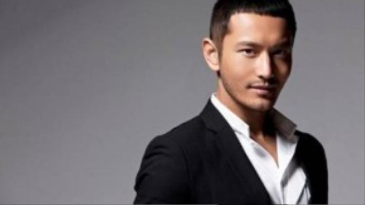 Nam diễn viên Huỳnh Hiểu Minh của Trung Quốc giàu có sau năm 30 tuổi