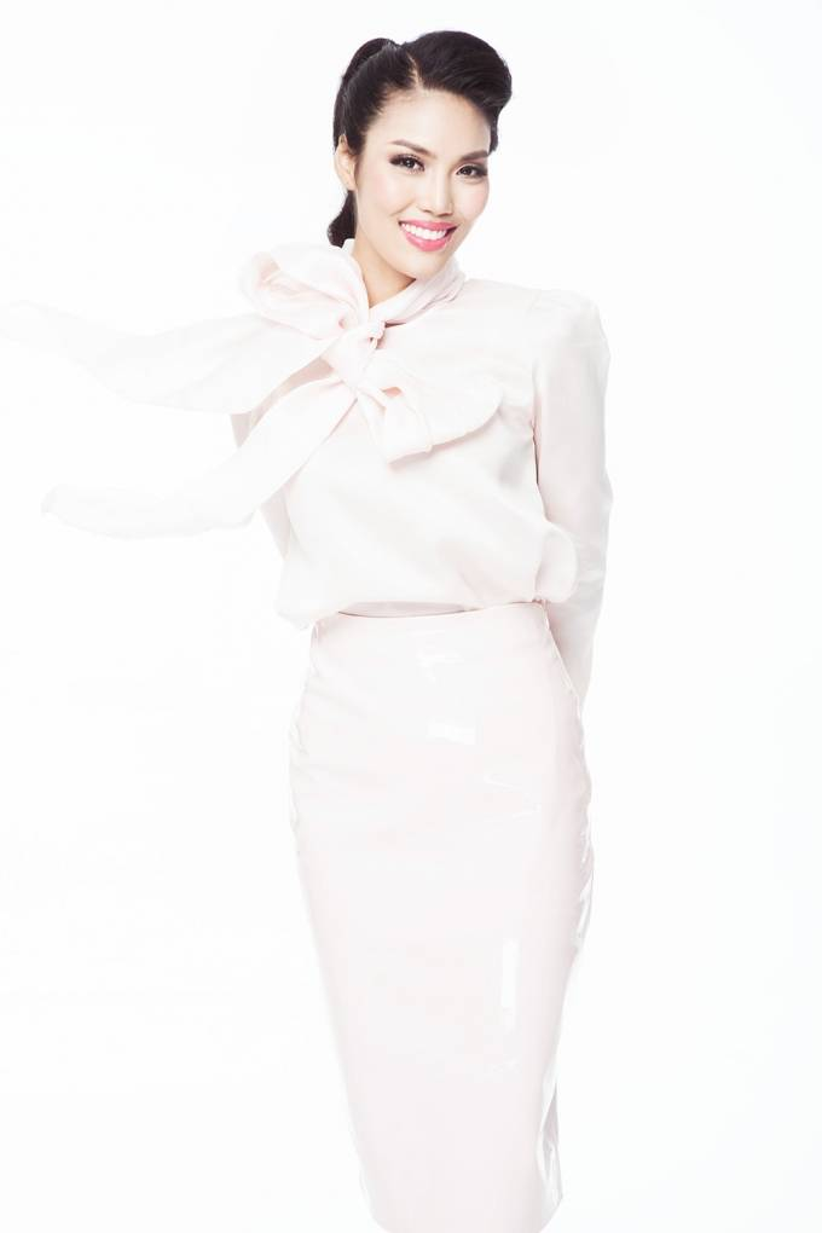 Lan Khuê đã có mặt trong danh sách thí sinh Hoa hậu Thế giới