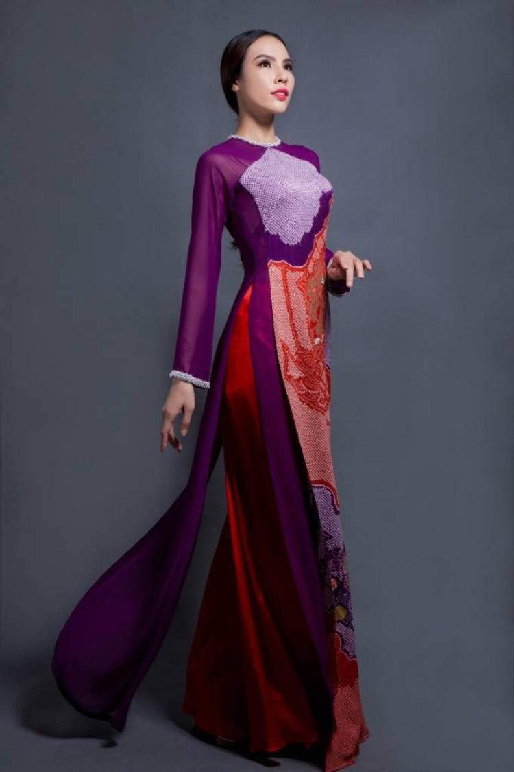 Soi trang phục Lệ Quyên thi Miss Grand International 2015