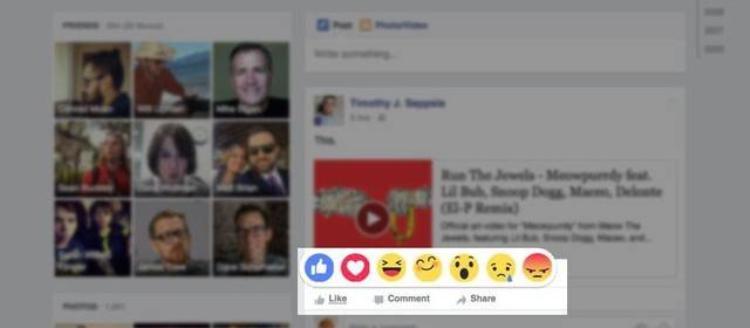 Nút Like Facebook có thêm 6 người bạn đồng minh