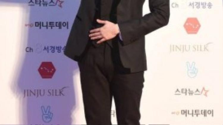 Mỹ nam Lee Jong Suk năm qua gây sốt với bộ phim Pinochio.
