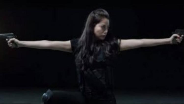 Truy sát sẽ là một tầm cao mới của Thịnh Vinh, nhất là Vinh được xuất hiện bên cạnh bà trùm Hương Ga.