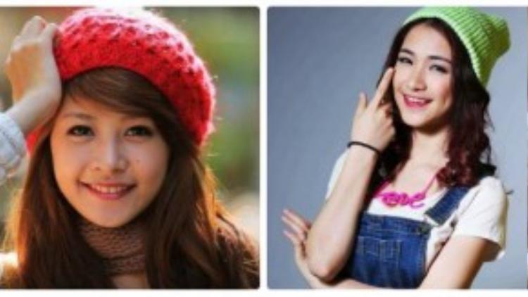Chi Pu và Hòa Minzy - 2 trong số những cô nàng Song Tử hot nhất Vbiz.