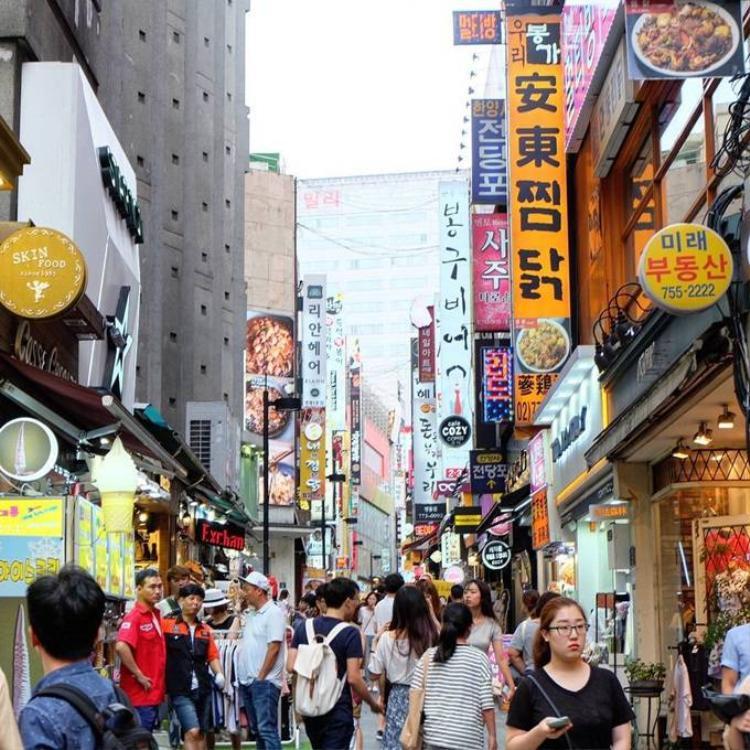 Du lịch Seoul tự túc chỉ với 19 triệu đồng cho 9 ngày