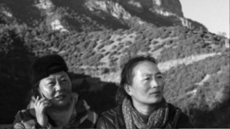 Những người phụ nữ ở bộ tộc Moso, Trung Quốc mới chính là những người làm luật tại đây.