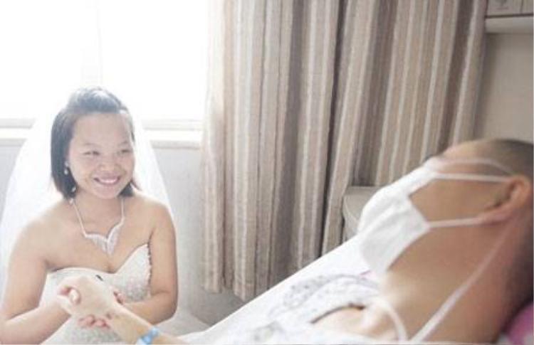 Lá thư đẫm nước mắt của cô gái gửi bạn trai bị ung thư