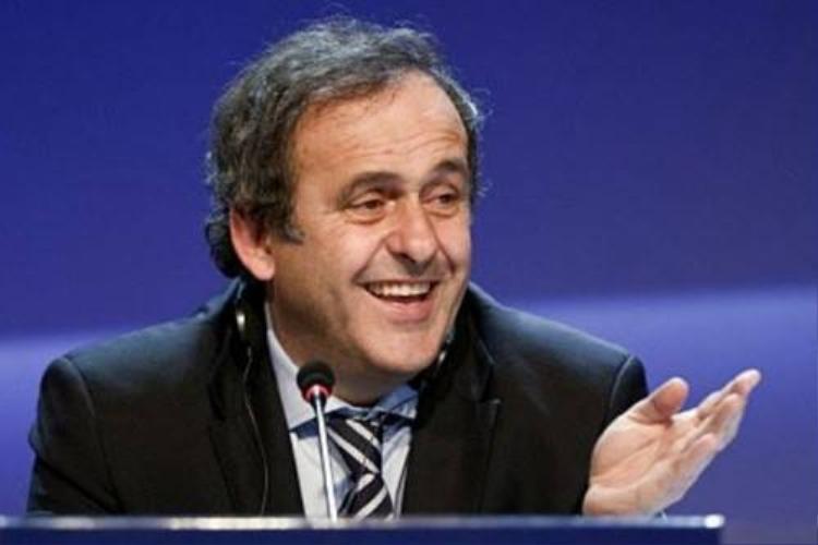Chủ tịch UEFA Michel Platini  Những siêu ý tưởng sốc