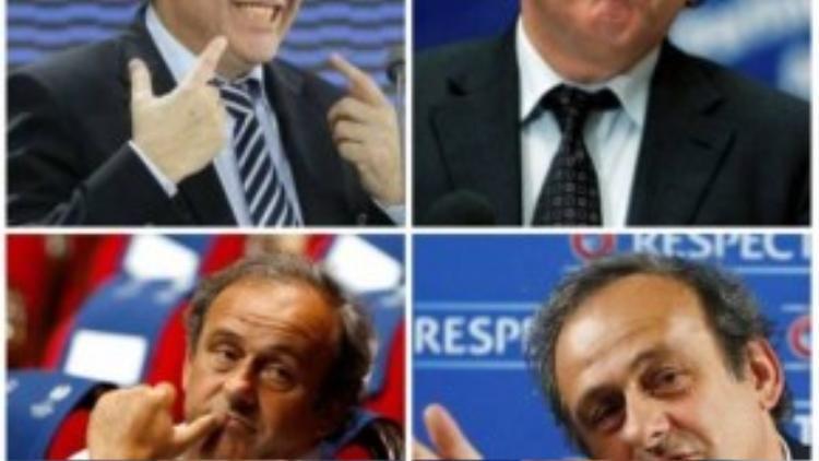 Ông Chủ tịch hài hước của Châu Âu.