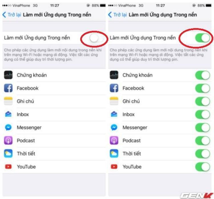 7 phương pháp giúp tiết kiệm tối đa lưu lượng 3G trên iPhone