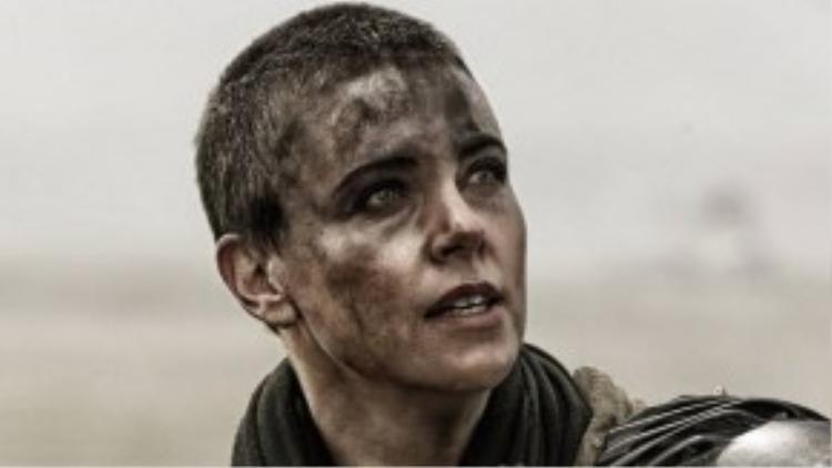 Furiosa - vai diễn ấn tượng của Charlize Theron trong năm nay.