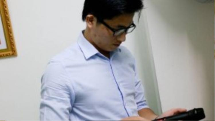 Đầu năm 2015, Thanh Ca bắt đầu tìm tòi và sắm sửa các thiết bị cho nghề.