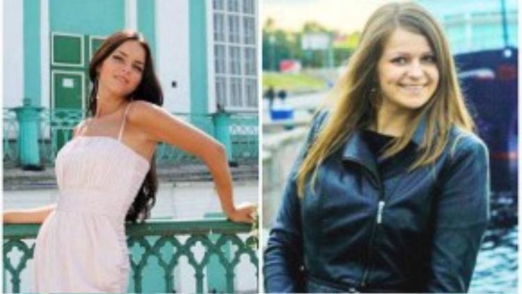 Yulia Buleyva và Valeria Bogdanova cũng là hai cái tên trong danh sách báo tử.