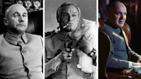 Donald Pleasence (You Only Live Twice), Charles Gray (Diamonds Are Forever), Telly Savalas (On Her Majesty's Secret Service)