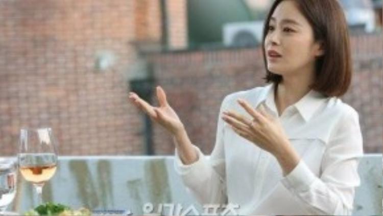 Ngoài sự nghiệp, Kim Tae Hee tiết lộ nhiều điều về cuộc sống hậu trường. Nữ diễn viên không có sở thích nào cụ thể nhưng ưa chuộng những hoạt động về thể chất.
