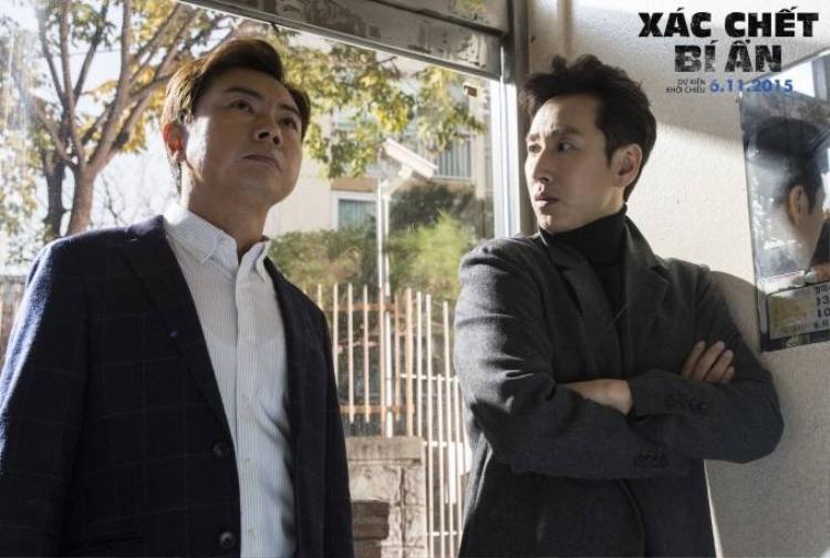 Lee Sun Kyun đối đầu mỹ nhân cảnh nóng Kim Go Eun