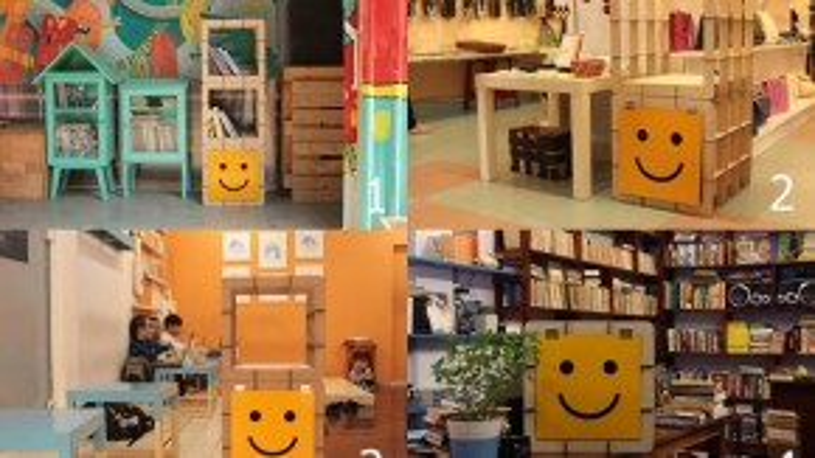 4 địa điểm đầu tiên hỗ trợ đặt Sunbox:Lớp họcToa Tàu (quận Bình Thạnh), shop The Little Owl (quận Phú Nhuận), BFF Coffeee (quậnBình Thạnh) vàtiệm sách Momo (quận 10).