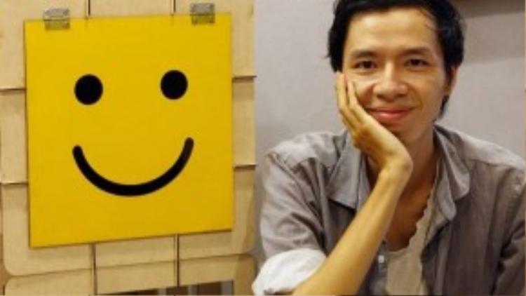 """Với""""mong muốn thực hiện những thứ trên trời"""", anh Linh đã mangSunbox từ ý tưởng lên bản vẽ và rồi trởthành một vật hiện hữu trên thực tế."""