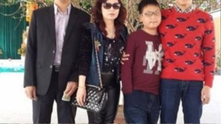 Gia đình 4 người tử vong tại Thanh Hóa. (Nguồn: Internet)
