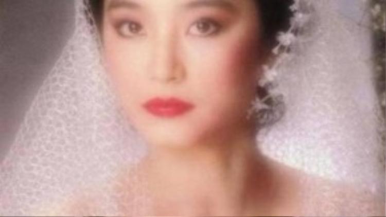 Nhưng khán giả chưa bao giờ quên vẻ đẹp đẳng cấp của Lâm Thanh Hà.