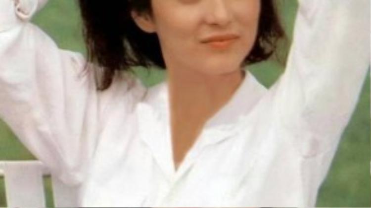 Lâm Thanh Hà sinh năm 1954 trong gia đình truyền thống. Ngay từ thời đi học, Lâm đã hút mọi ánh nhìn vì vẻ ngoài nổi bật.