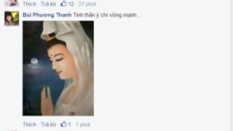 Ca sĩ Hồng Nhung, Phương Thanh, Khánh Thi… động viên Trần Lập hãy giữ tinh thần thép.