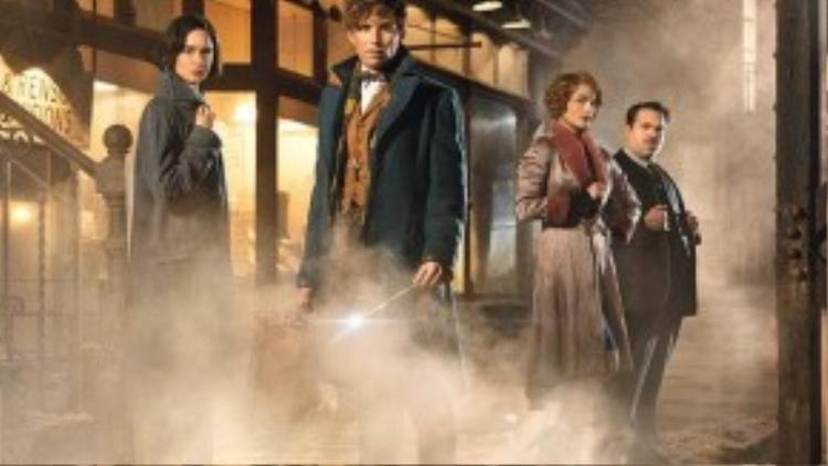 Không khí bí ẩn đầy hứa hẹn của bộ phim.