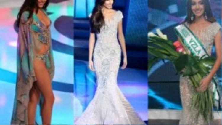 Không phụ sự mong đợi, Edymar Martinez được tôn vinh tại đấu trường trong nước. Sau đó, cô được lựa chọn là gương mặt đại diện Venezuela tại Hoa hậu Quốc tế 2015.